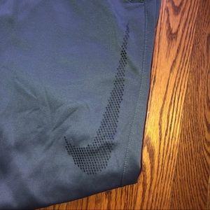 Nike DRI-FIT joggers...gray...Size S